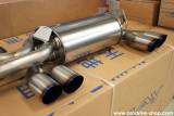 ARQRAY M3 E46 Full Titanium exhaust #2