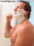 daddy bear shaving.jpg