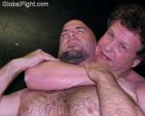 Mens Gay Wrestling Clubs Nightly Daddy Bars with Jockstrap Wrestle Underwear Fighting Nights