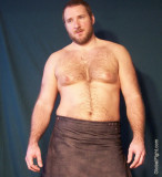 leather bear man wearing irish kilt.jpg