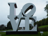 The American Love by Robert Indiana