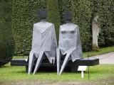 Sitting Couple by Lynn Chadwick