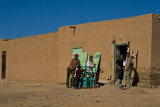 the people of MERZOUGA
