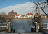 Wroclaw 's early spring