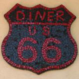 Diner US 66.