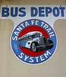 Bus Depot.