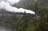 Steam Locomotive Feather River Canyon