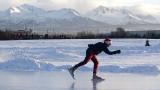 400 meter skating oval, Anchorage