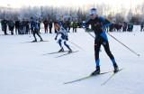 Boys' sprint