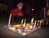 Candles in Gornji Grad