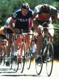 Jack Hartman in vets' race