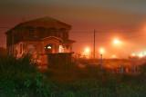 A Misty Night