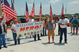 Patriot Guard - SPC. Fenerty Welcome Home