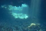 Underwater Passage, Devil's Crown, Floreana