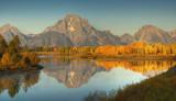 Yellowstone and Grand Teton in Fall