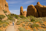 Hiking Trail to Landscape Arch