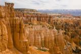 View Along Navajo Loop Trail