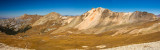 Panoramic View At Engineers Pass