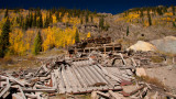Part of Mining Structure Destroyed by Avalanche