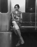 Girl on a trainDB