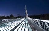 The Sundail Bridge - Redding