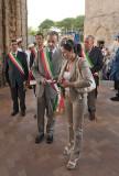 Mayor of Erice & his wife