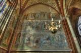 Alcove fresco