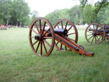 WGMF:s artilleri