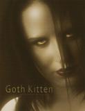 Goth Kitten