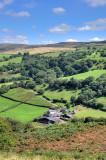 Welsh farmland