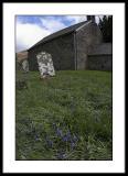 Dinas churchyard