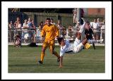 Fallon overhead kick