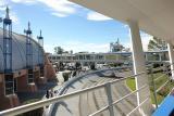 Indy Speedway, from Tomorrowland Transit AuthorityMagic Kingdom