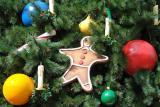 Christmas Tree Detail, Main Street, U.S.A.Magic Kingdom