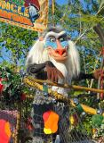 RafikiMickey's Jingle Jungle ParadeDisney's Animal Kingdom