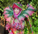 Lizard GirlMickey's Jingle Jungle ParadeDisney's Animal Kingdom