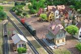 Model Trains at the Germany PavilionEpcot