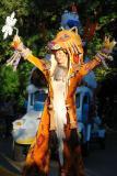 Tiger GirlMickey's Jingle Jungle ParadeDisney's Animal Kingdom