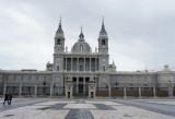 Catedral Nuestra Sra dela Almudena