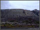 Mt Bromo is an active volcano