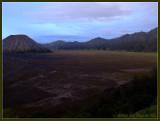 Tengger caldera and Mt Batok
