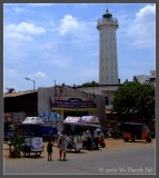 Pondicherry's historical lighthouse