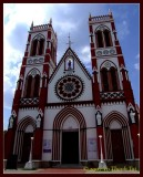Pondicherry's Sacred Heart