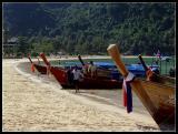 Boats on Lohdalum beach