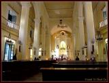 Interior of St. Dominic Church
