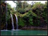 Bolinao's waterfalls