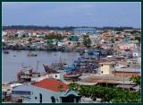 Vung Tau's fishing port