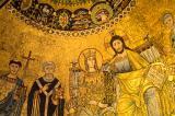 mosaic, Santa Maria in Trastevere
