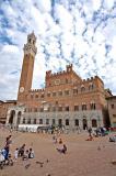 Siena, Piazza del Campo  2
