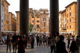view from the Pantheon